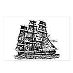 Cutty Sark Postcards (Package of 8)