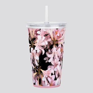 Surprise Lilly Acrylic Double-wall Tumbler