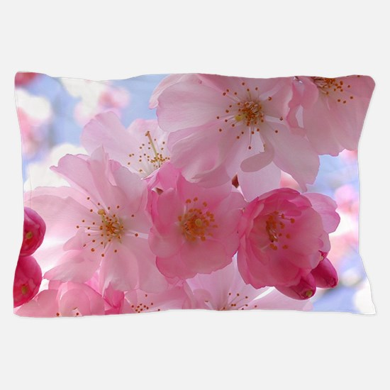Almond flowers Pillow Case