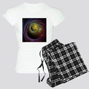 Space Fireworks Pajamas