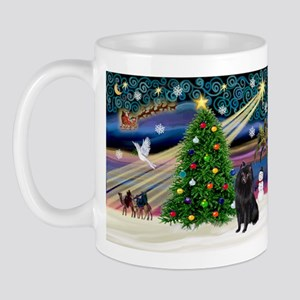 XmasMagic/Schipperke (#2) Mug