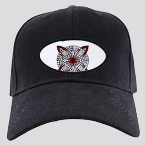 Personalizable Maroon Red Decorative Celtic Knot B