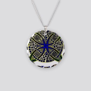 Customize this Symbolic Celtic Knot Doodle Necklac