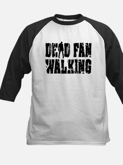 Dead Fan Walking Baseball Jersey