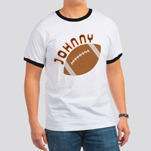 Johnny Football Ringer T