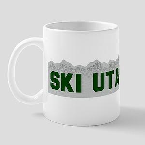 Ski Utah Mug