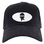 Ninja Biologist Black Cap