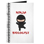 Ninja Biologist Journal