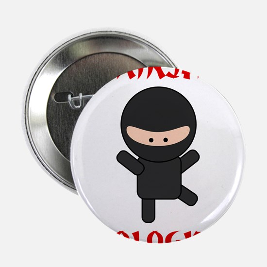 "Ninja Biologist 2.25"" Button"