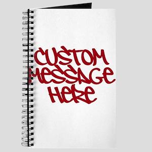 Custom Message Design Journal