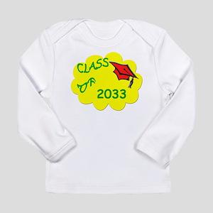 Class of 2033 Long Sleeve T-Shirt