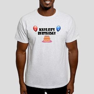 Kaylee's Birthday Light T-Shirt