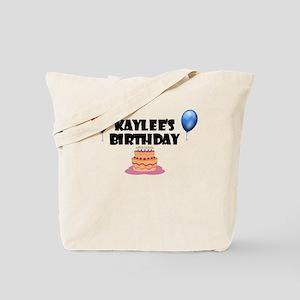 Kaylee's Birthday Tote Bag