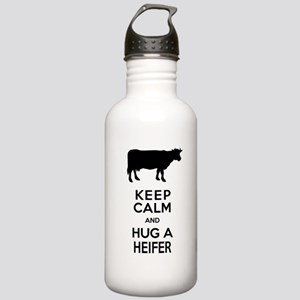 Keep Calm and Hug a He Stainless Water Bottle 1.0L