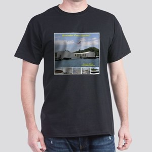 Pearl Harbor, USS Arizona Dark T-Shirt