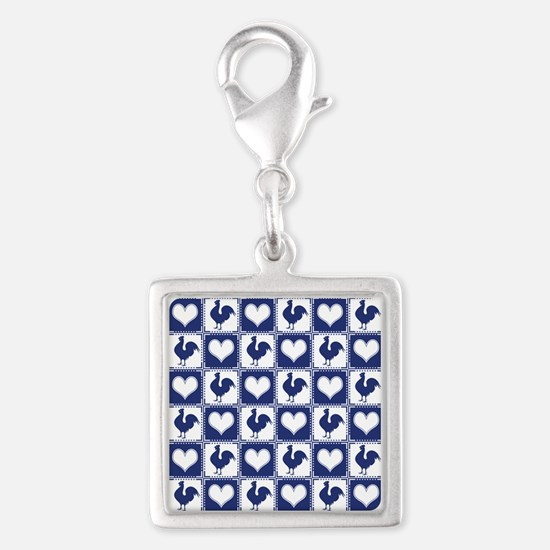 Blue Rooster American Farm Charms