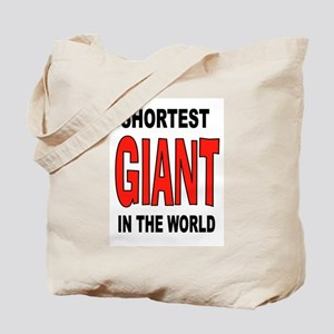 LITTLE GIANT Tote Bag