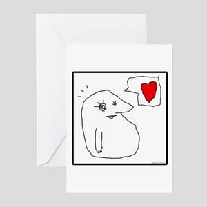 Love at First Sight Greeting Cards (Pk of 10)