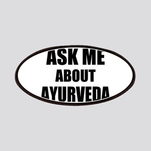Ask me about Ayurveda Patches