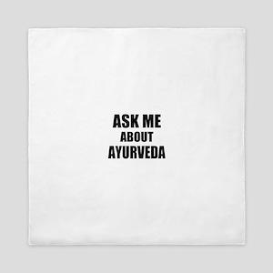 Ask me about Ayurveda Queen Duvet