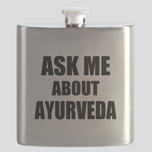 Ask me about Ayurveda Flask