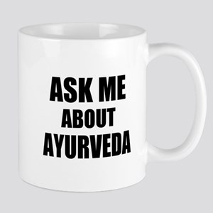 Ask me about Ayurveda Mugs