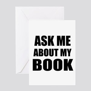 Ask me about my Book Greeting Cards