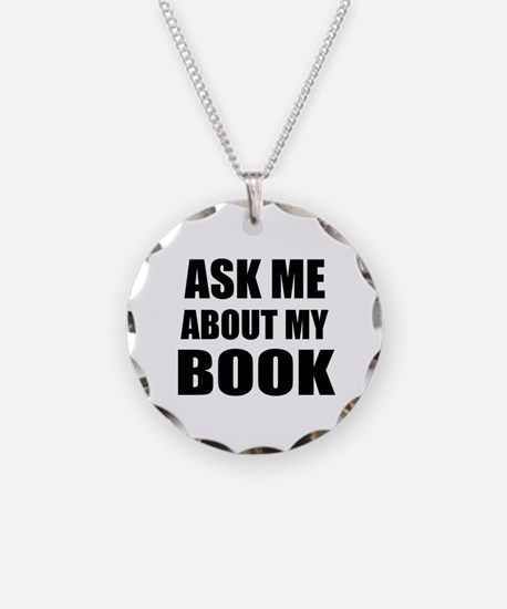 Ask me about my Book Necklace