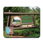 Unicoi Springs Mouse Pad
