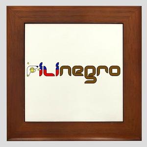 Filinegro Framed Tile