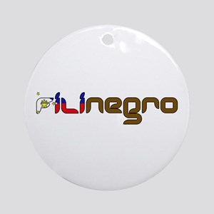 Filinegro Ornament (Round)