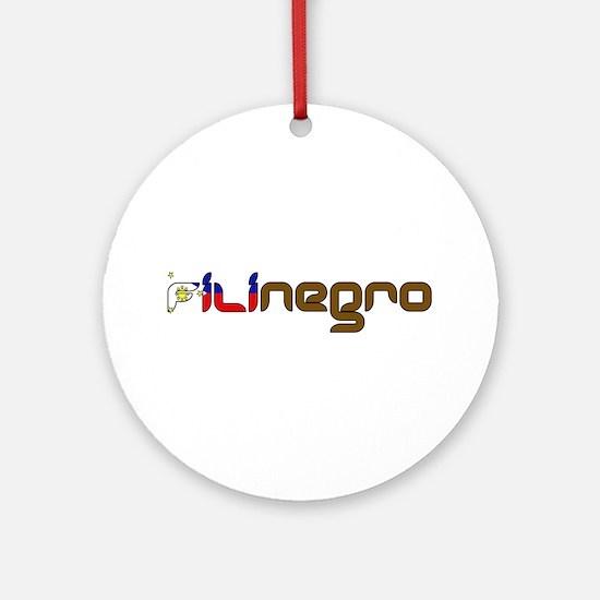 Filinegro Ornament (Round)