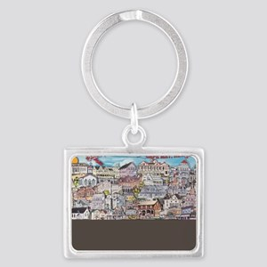 andrew - Cape May full size Landscape Keychain