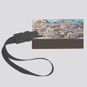 andrew - Cape May full size Large Luggage Tag