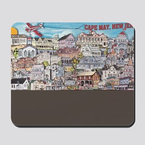 andrew - Cape May full size Mousepad
