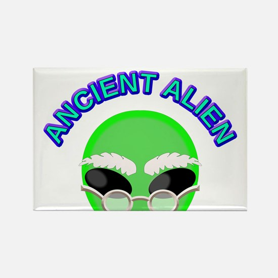 An Ancient Alien Magnets