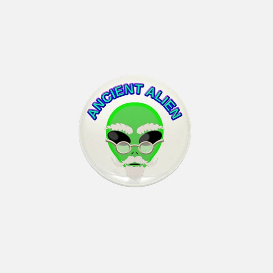 Funny Aliens Mini Button