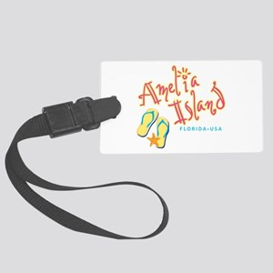 Amelia Island - Large Luggage Tag