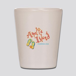 Amelia Island - Shot Glass