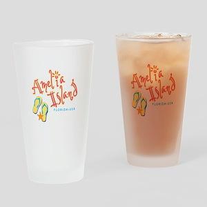 Amelia Island - Drinking Glass