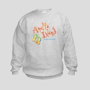 Amelia Island - Kids Sweatshirt