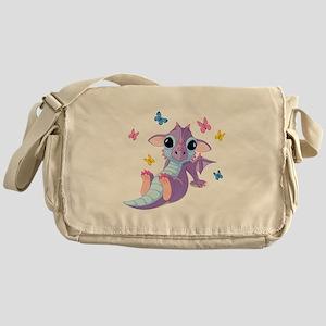 Baby Dragon - Messenger Bag
