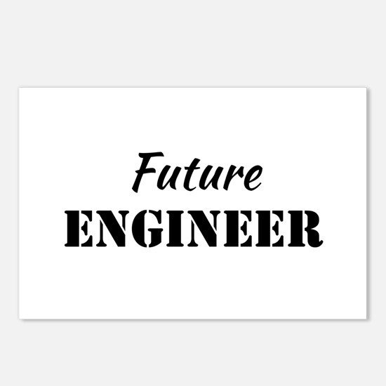 Future engineer Postcards (Package of 8)