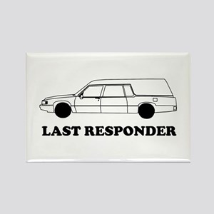 Hearse last responder Magnets