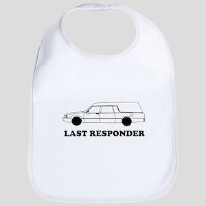 Hearse last responder Bib