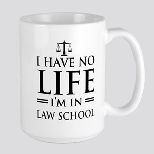 No life in law school Mugs