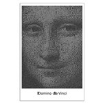 Domino da Vinci Poster