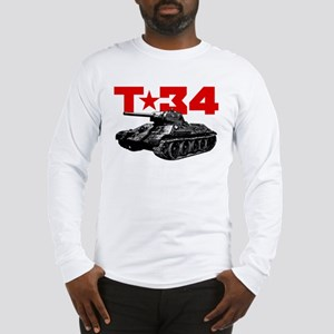 T-34 Long Sleeve T-Shirt