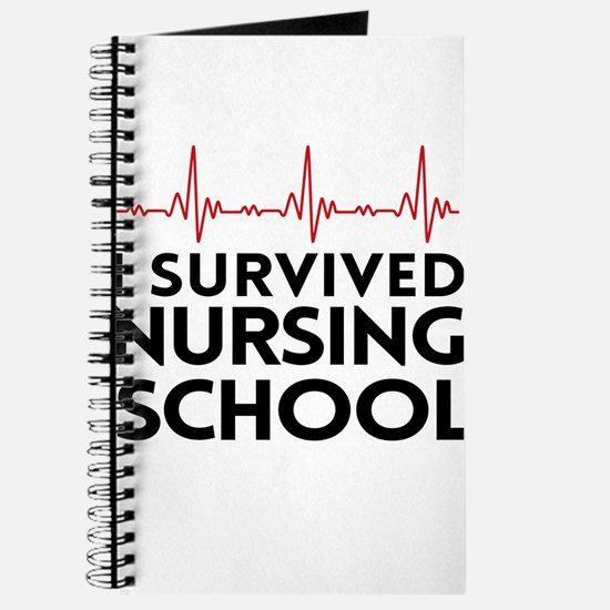 I survived nursing school Journal