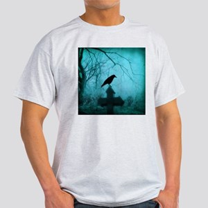 Blue Mist Crow T-Shirt